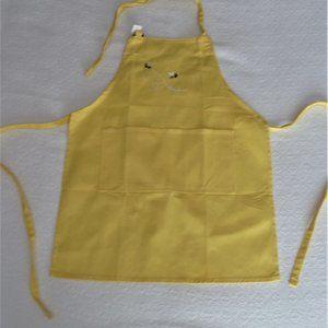 William Sonoma Chef's Apron Child's NWT